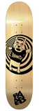 BANNED Cat Bear Skateboard Deck