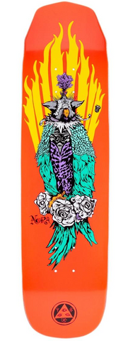 WELCOME SKATEBOARDS PEREGRINE on WICKED PRINCESS