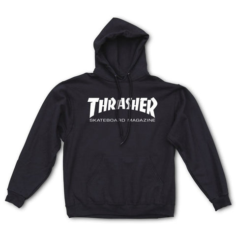 Thrasher Magazine Logo Hooded Sweatshirt