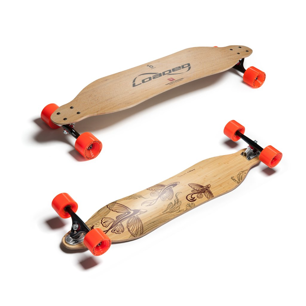 "Loaded Bamboo Vanguard 38"" and 42"" Longboard Complete"