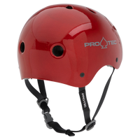 Pro-Tec  CLASSIC - RED METAL FLAKE (CERTIFIED)