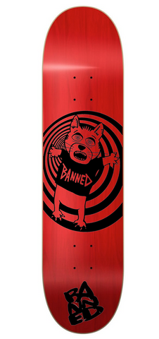 BANNED Cat Bear Skateboard Deck (All)
