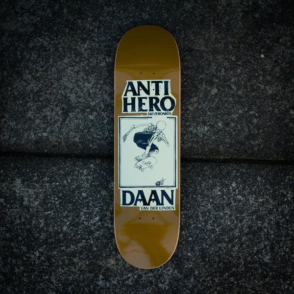 Anti-Hero Daan Lance Deck 8.25""