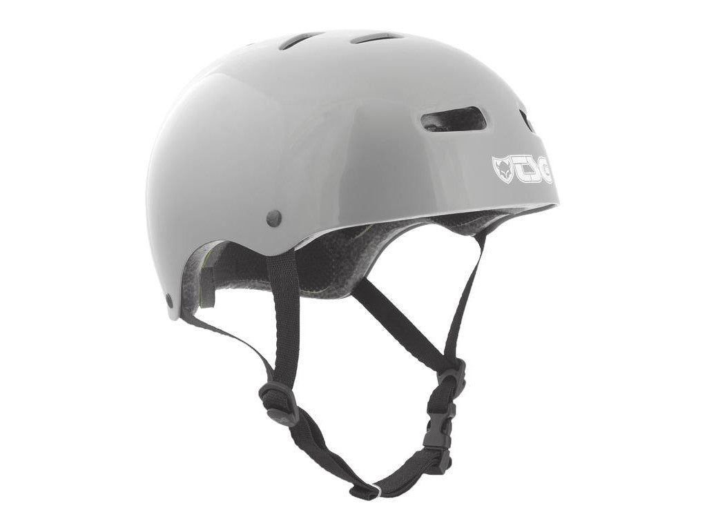 TSG Evolution Injected Gray Helmet