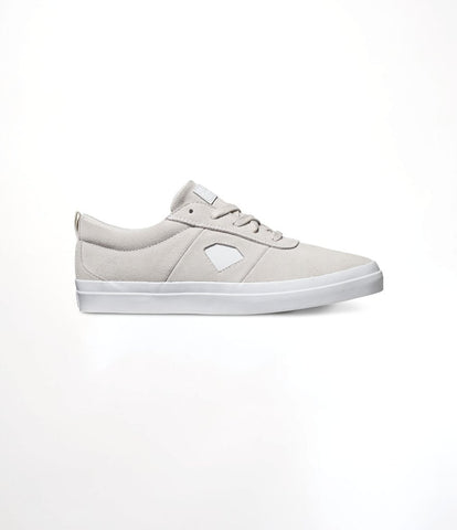 Diamond Icon Shoes - White