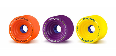 Orangatang In Heat Wheels (Set of 4)