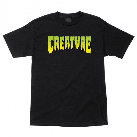Creature Logo Regular S/S Youth Shirt