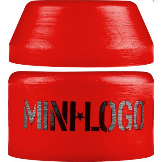 Mini Logo Bushing Hard Set Of 1 Banned Skate Shop
