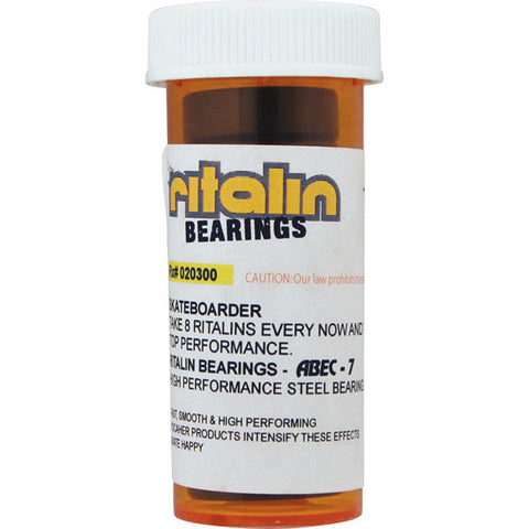 Ritalin Abec 7 Bearings 8 Pk
