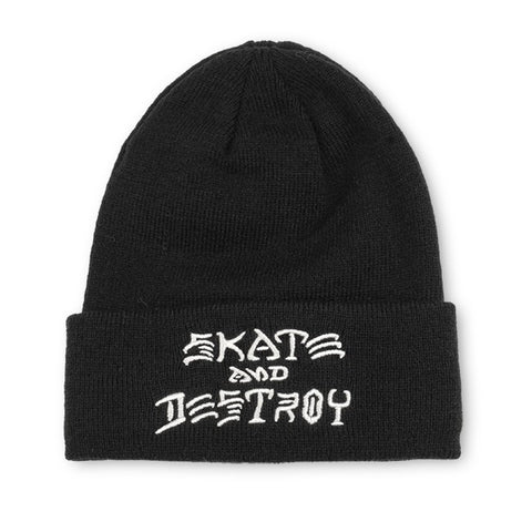 Thrasher SAD Embroidered Beanie