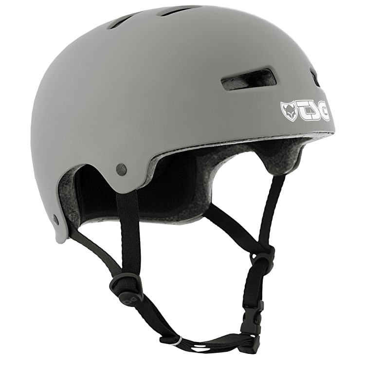 TSG Evolution Satin Coal Helmet