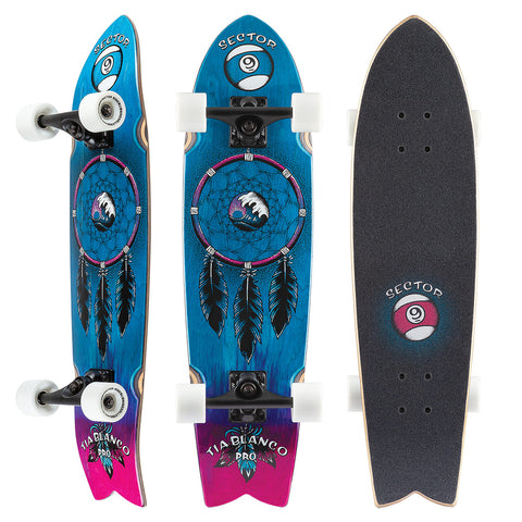 Sector 9 Feather Tia Pro Complete
