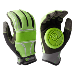 BHNC SLIDE GLOVES - GREEN
