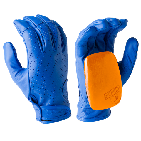 SECTOR 9 DRIVER II GLOVES - BLUE