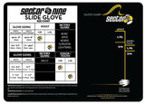 SECTOR 9 DRIVER II GLOVES - BLACK