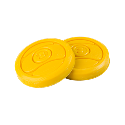 Sector Nine 2 CIRCULAR PUCK PACK - YELLOW