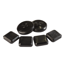 Sector Nine 6 PUCK PACK - Black