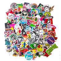 Mystery Sticker Pack (5 Stickers)