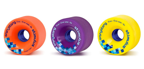 Orangatang Stimulus Wheels (Set of 4)