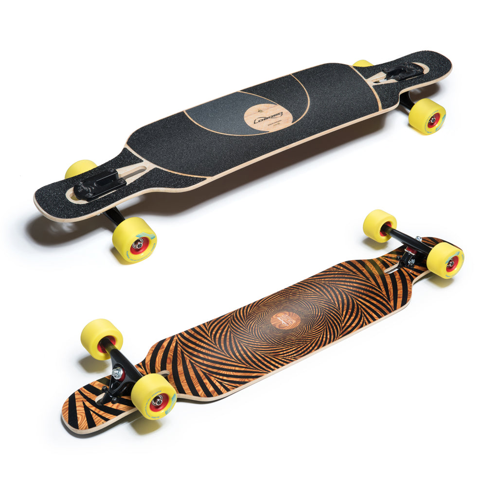 Loaded Tan Tien Complete Longboard