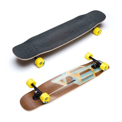 Loaded BASSALT Tesseract Longboard COMPLETE (or DECK ONLY)