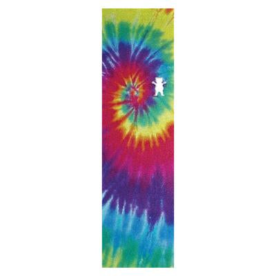Grizzly Tie-Dye Cutout Grip Tape