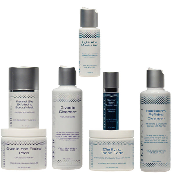 Moderate Acne Skin Kit