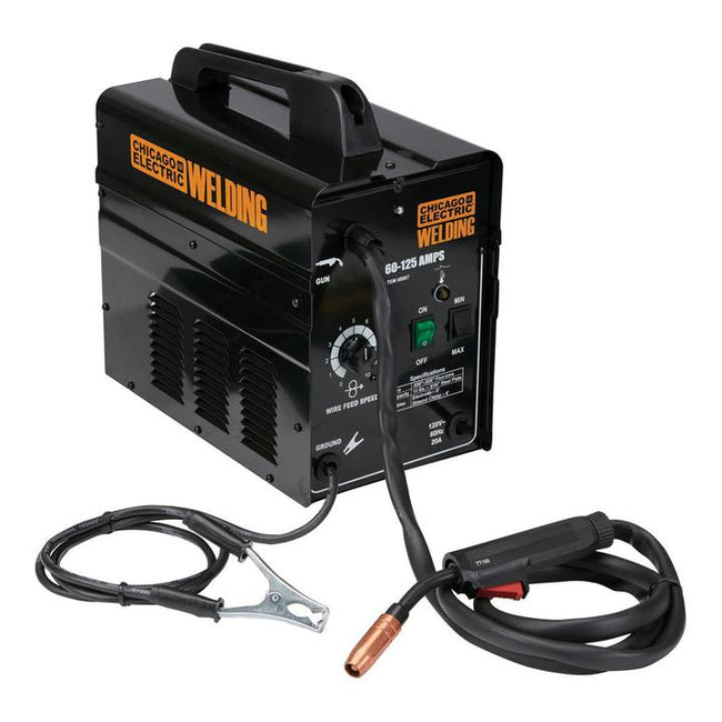 Soudeuse MIG 125A, Flux Chicago Electric Welding