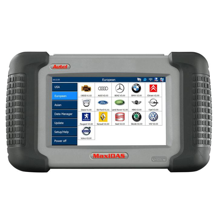 Système de diagnostic et d'analyse automobile AUTEL® MaxiDAS®