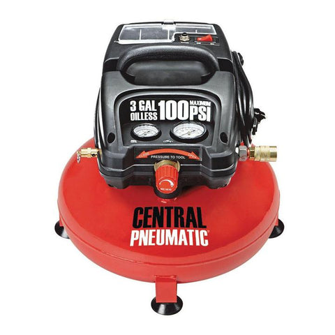 Compresseur 21 gallons 2.5 HP 125PSI Central Pneumatic