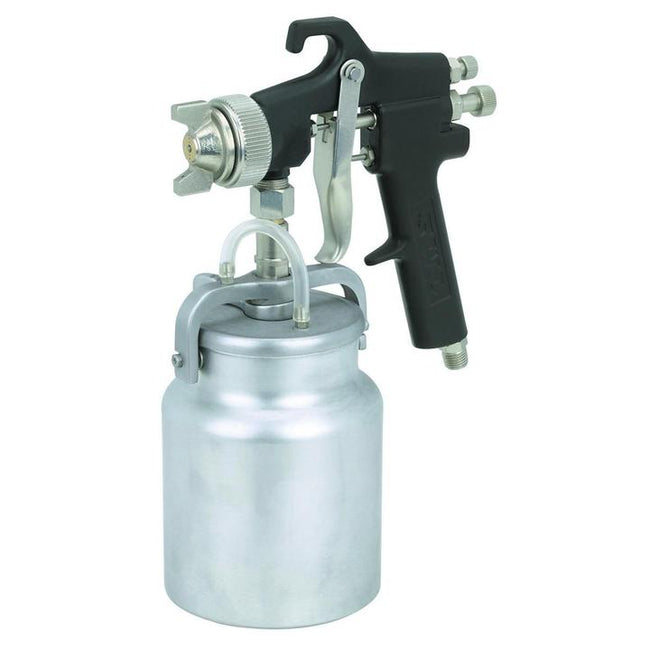 Pistolet à peinture à l'air 32 oz à siphon Central Pneumatic