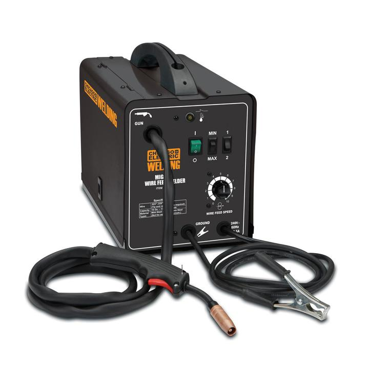 Soudeuse Mig 170A - 240v Chicago Electric Welding