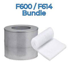 Airpura F600 / F614 Filter Bundles - Floor Model