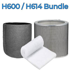 Airpura H600 / H614 Filter Bundles - Floor Model