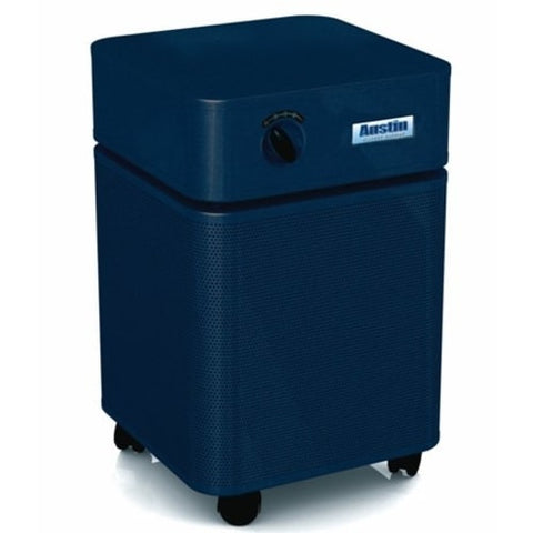 Austin Air Allergy Machine HM405 Air Purifier For Allergies Blue
