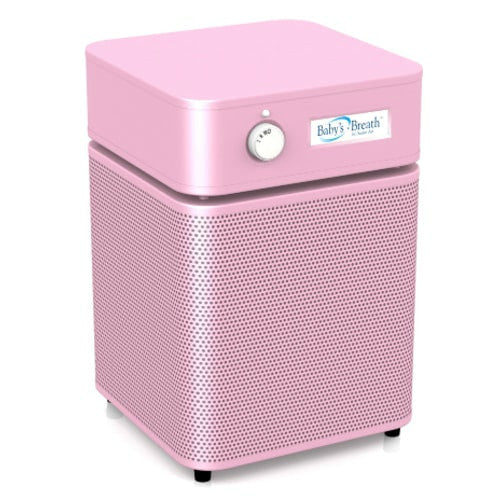 Austin Air Baby's Breath Air Purifier For Baby And Child Pink