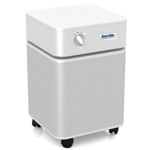 Austin Air Healthmate Plus HM450 VOC Air Purifier white