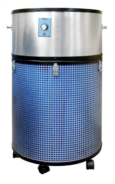 Electrocorp RAP 24 CC Industrial Air Purifier, 60 lbs Carbon