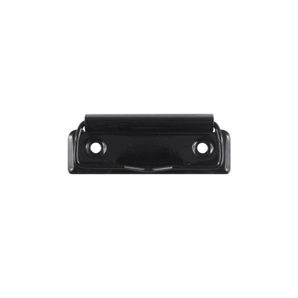 Low Profile Clipboard Clips, Matte Black 70mm