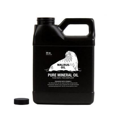 Pure Mineral Oil, 32oz Jug
