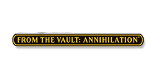 From the Vault: Annihilation