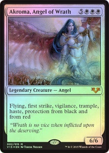 Akroma, Angel of Wrath