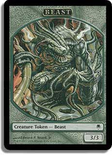 Beast Token (Darksteel)