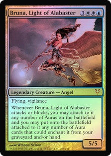 Bruna, Light of Alabaster