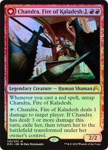 Chandra, Fire of Kaldesh | Chandra, Roaring Flame
