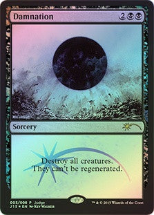 Damnation (Judge Foil)