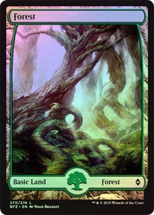 Forest (#270) (Full-Art)