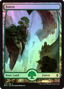 Forest (#272) (Full-Art)