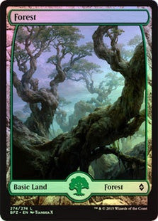 Forest (#274) (Full-Art)