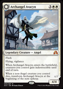 Archangel Avacyn | Avacyn, the Purifier